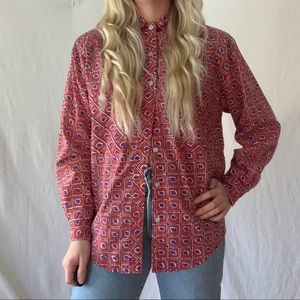 Vintage No Strings Attached Buttondown